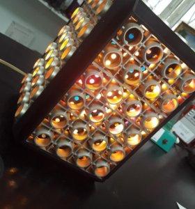 Светильник 80х 90х годов