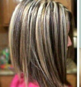 Мелирование, покраска волос!