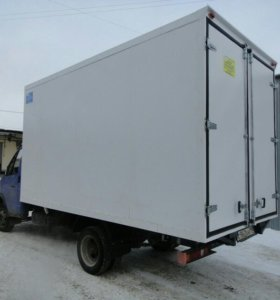 Фургон изотермический ГАЗ