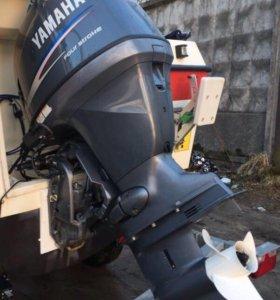 Подвесной лодочный мотор Yamaha F115