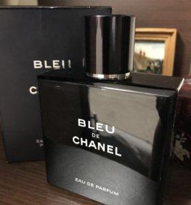 Туалетная вода, Chanel Chance Tender, Blue Тестер