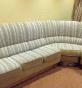 Продаю диван+кресло