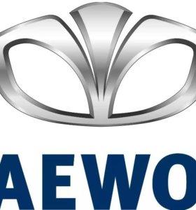 Daewoo передний бампер