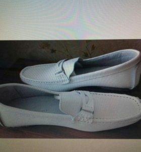 Мужская обувь новая