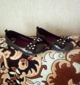 Туфельки новые р26