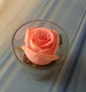 ДОМАШНЯЯ РАСПРОДАЖА!ночной светильник роза