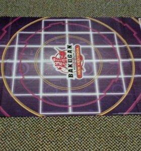 Большой плакат/поле для игры в Бакуган