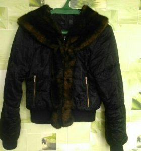 Куртка утеплённая (осень/весна) р-р 40-42