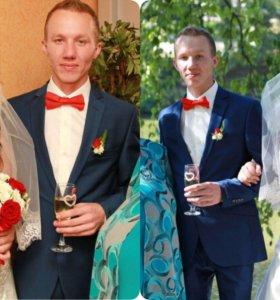 Свадебный костюм 🤵