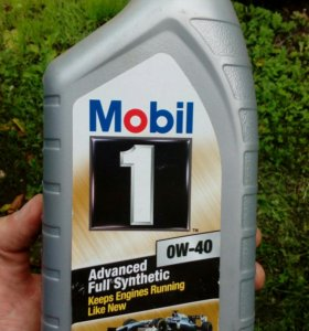 Моторное масло Mobil 0W40