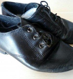 Туфли бальные для мальчика