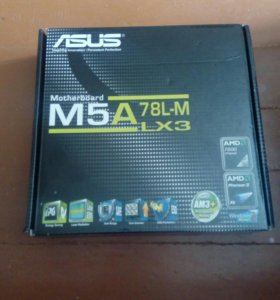 Материнская плата M5A 78L-M Lx-3 сокет Am3+