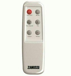 Мобильный напольный кондиционер Zanussi