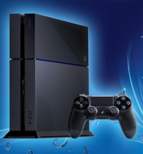 Playstation 4 и учетка с играми