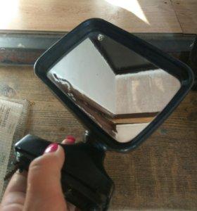 Боковое зеркало ваз