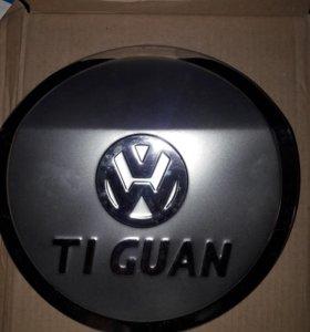 Накладка на Тигуан
