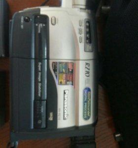 Видеокамера VHS HI-FI