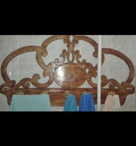 Вешалка для ванной комнаты