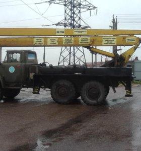 ЗИЛ-131 Автогидроподъёмник
