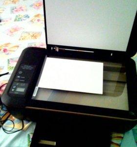 Продаю принтер цветной с документами