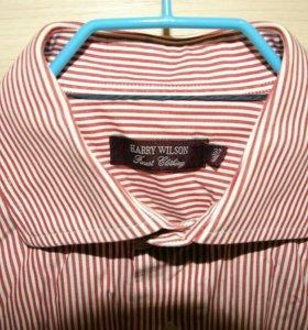 Рубашка мужская размер 46