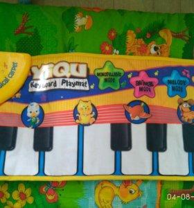 Мягкое пианино