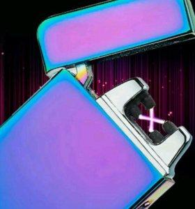 Плазменная USB зажигалка подарок