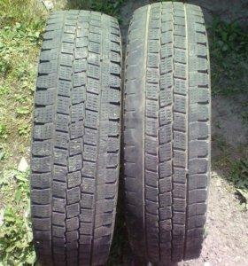 Dunlop 185 LT R14 зима
