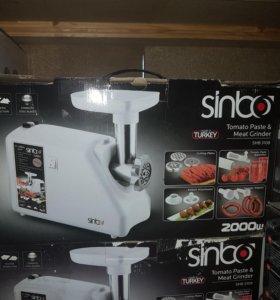 электромясорубка SINBO