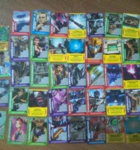 Карточки TRANS FIRMERS