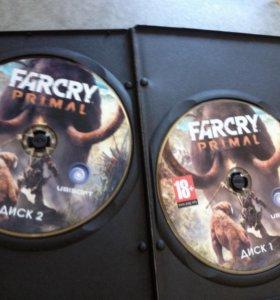 Диски Игры Far Cry Primal.На PC