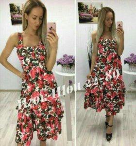 Платье новое, качество хорошее