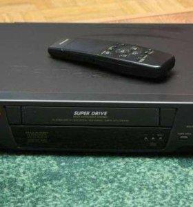 Видик с кассетами