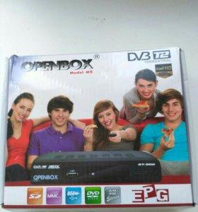 Ресивер DVB T2 Openbox ST-002 M5
