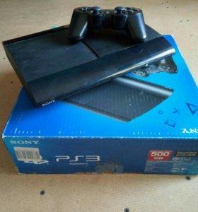 PlayStation 3 Super Slim (Ps 3) 500gb
