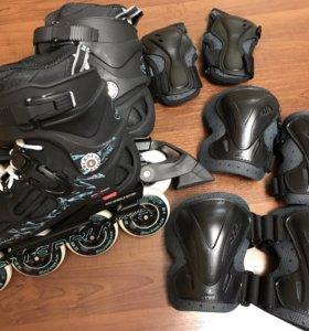 Роликовые коньки Rollerblade, 37-38 размер