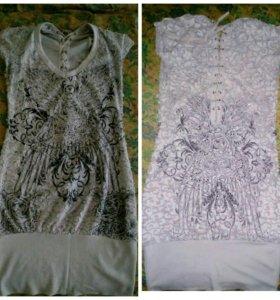 Летние платья-туники