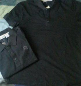 Новые мужские футболки Reebok