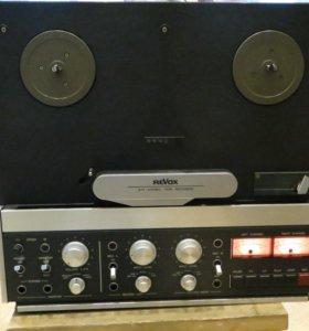 Магнитофон REVOX B77