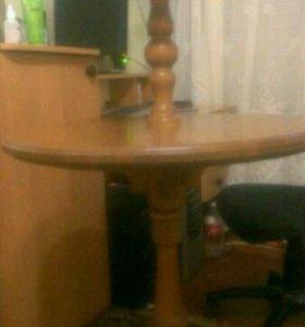 Двухъярусный столик