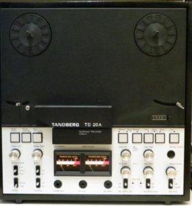 Магнитофон TANDBERG TD 20A