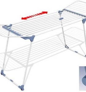 Сушилка для белья Gimi Dinamik 30 м на колесиках