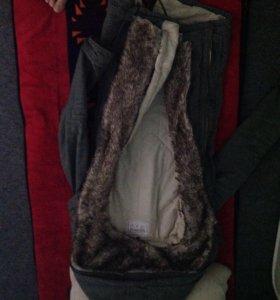 Куртка осень и зима