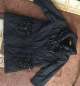 Пальто балоневое новое Aysel