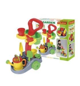 Детский набор садовника