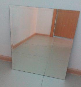Зеркало с лазерной обработкой края