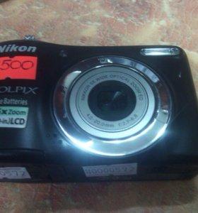 Фотоаппарат Nikon L25