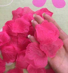 Лепестки роз (имитация)