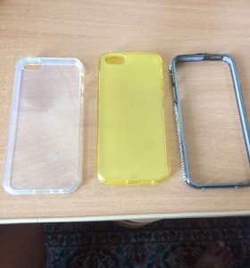 Чехол на iPhone 5, 5s, SE.