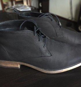 Туфли полуботинки Zara